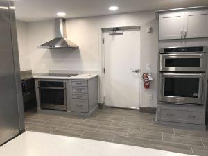 Terwilliger Lodge Kitchen Ovens