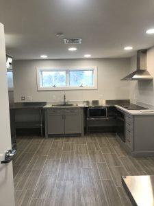 Terwilliger Lodge Kitchen