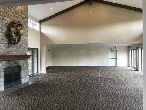Terwilliger Lodge Main Room