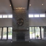 Terwilliger Lodge Fireplace