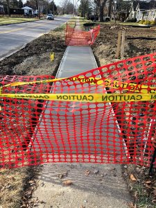 Sidewalk Maintenance