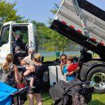 Touch a Truck Dump Truck