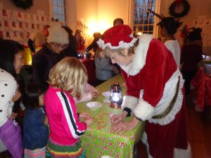 Craft with Mrs Claus