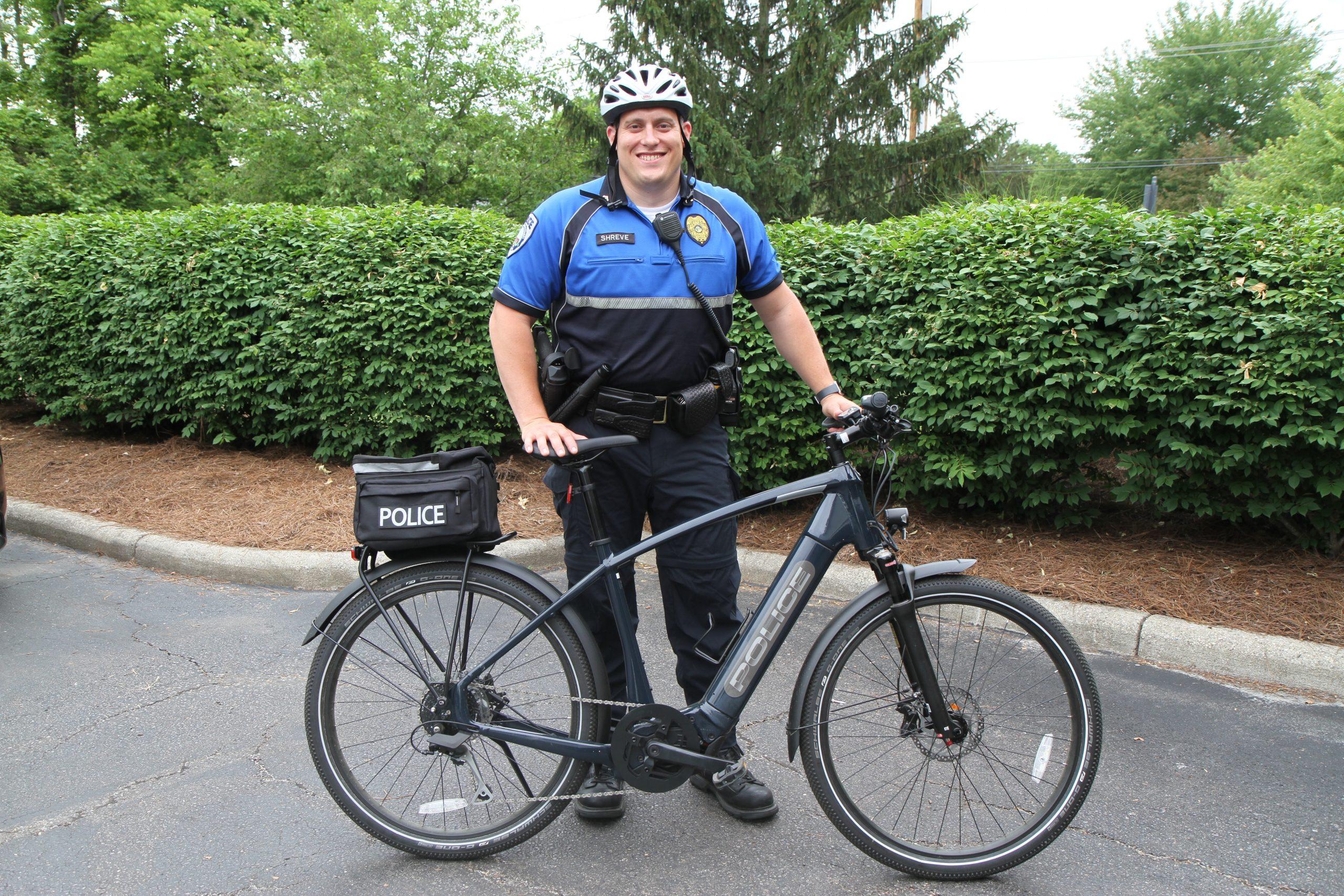PD Bike Patrol