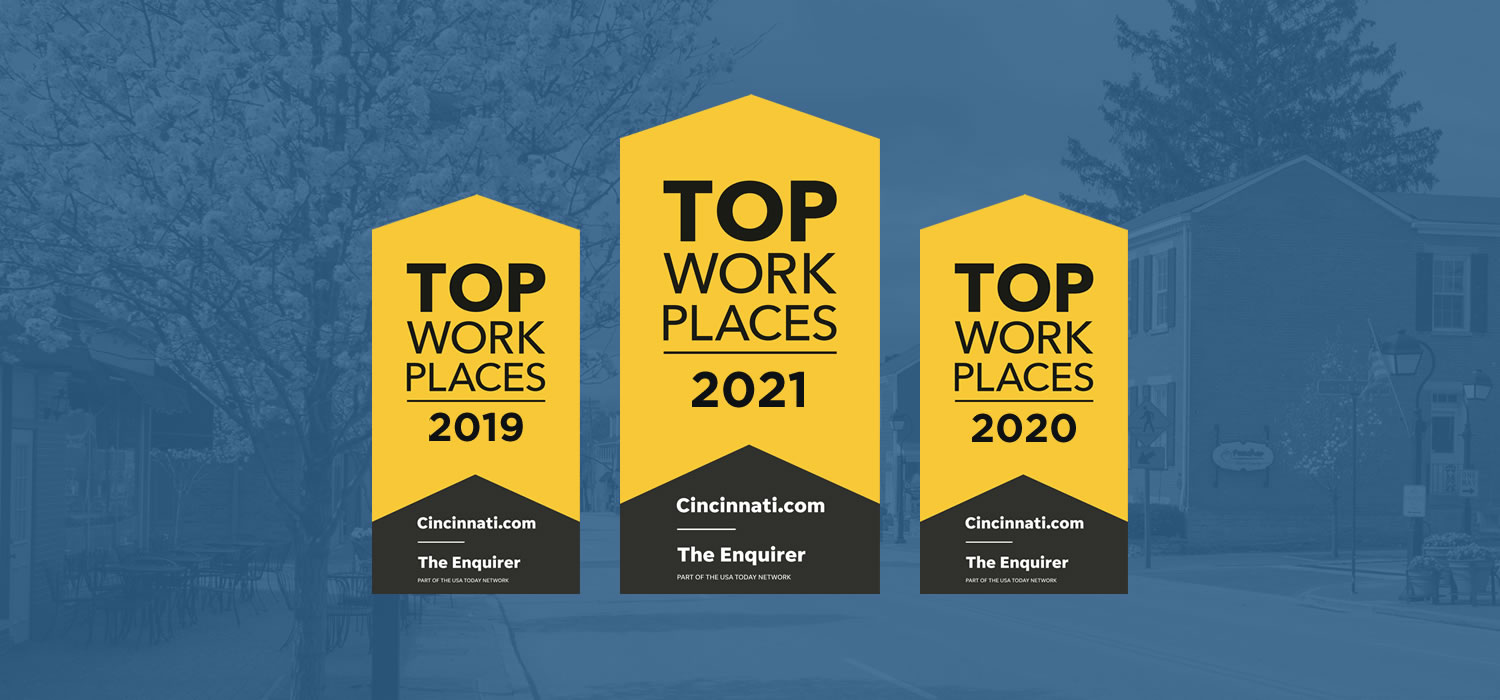 Top Work Place 2019, 2020 and 2021