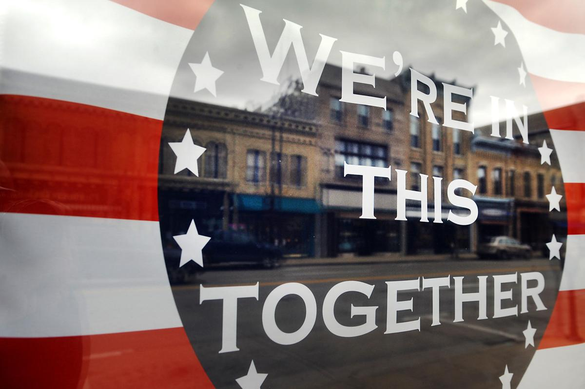 In this together image