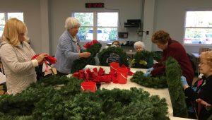 Holiday Decorating Workshop