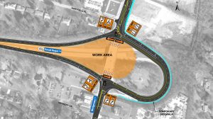 Roundabout Construction Phase 2