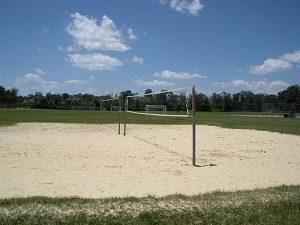 Weller Park Sand Volleyball