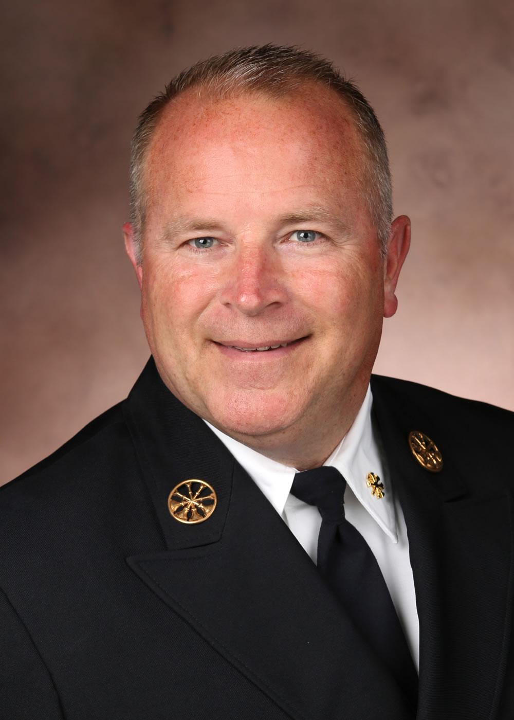 Assistant Chief Ben Shapiro