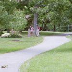 Swaim walking path