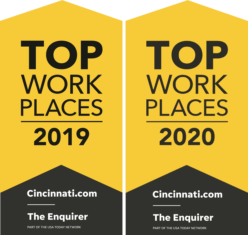 Top Workplace for 2019 and 2020