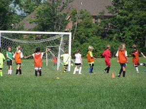 Weller Park Soccer