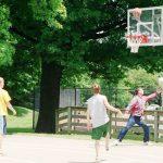 Swaim Basketball Court