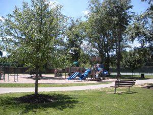 Weller Park Playground