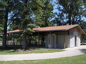 Weller Park Shelter