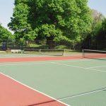 Swaim Tennis Courts
