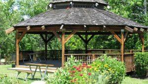 Pioneer Park Gazebo
