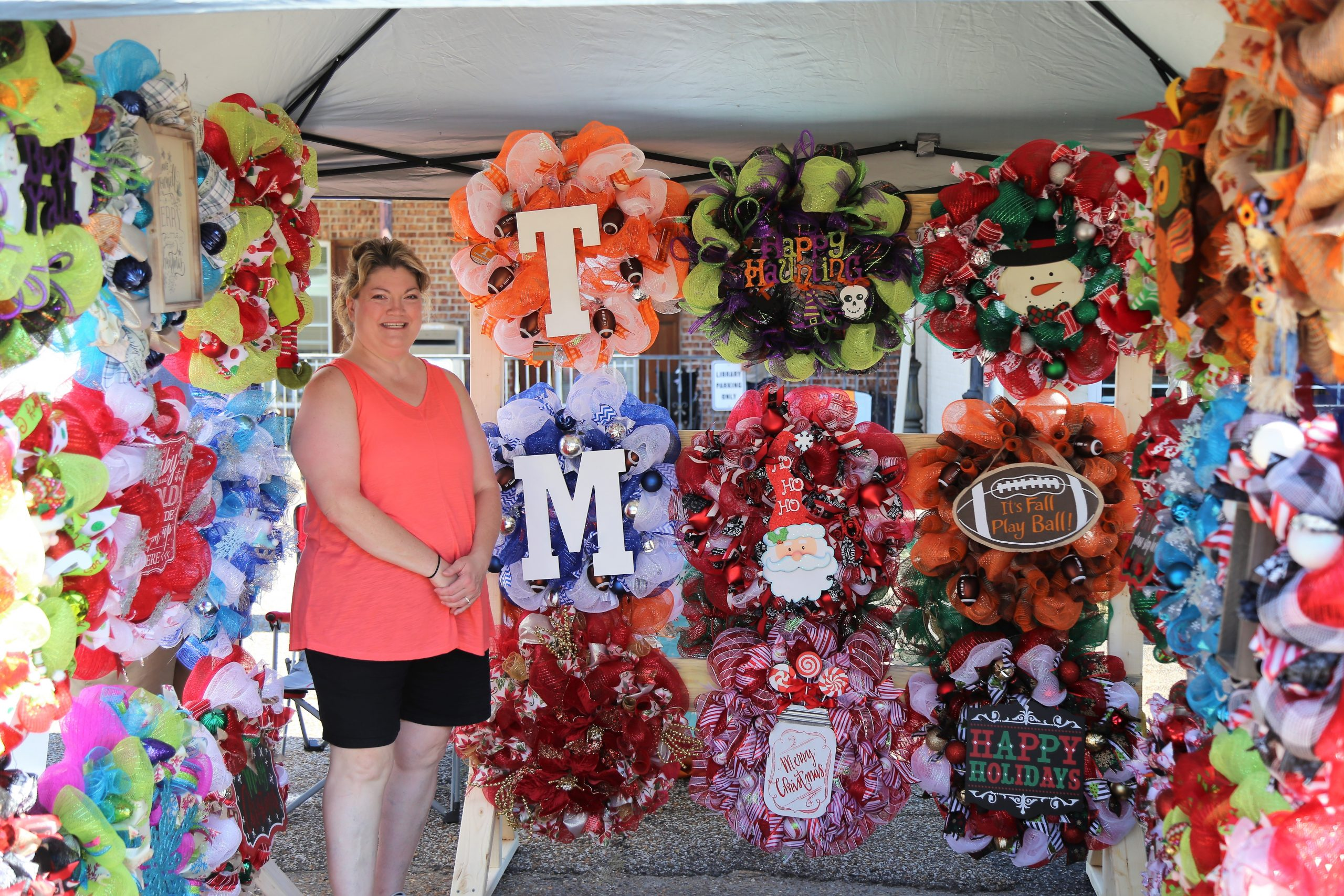 Craft Booths