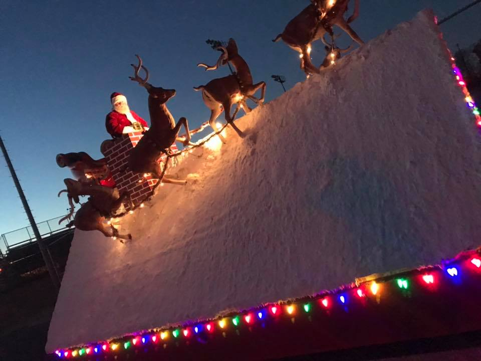 Munford Christmas Parade