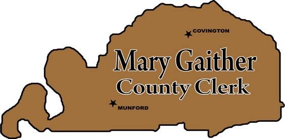 Tipton County Clerk