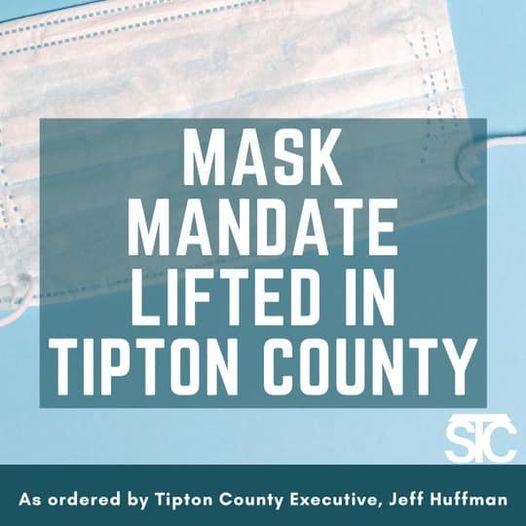 Mask Mandate Lifted