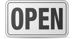 Park Street is open
