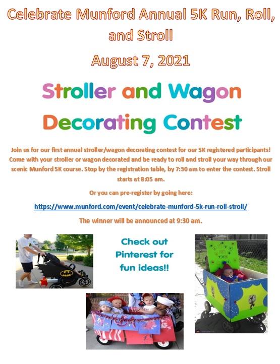 Stroller & Wagon Decorating Contest