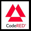 CodeRed Logo outlined