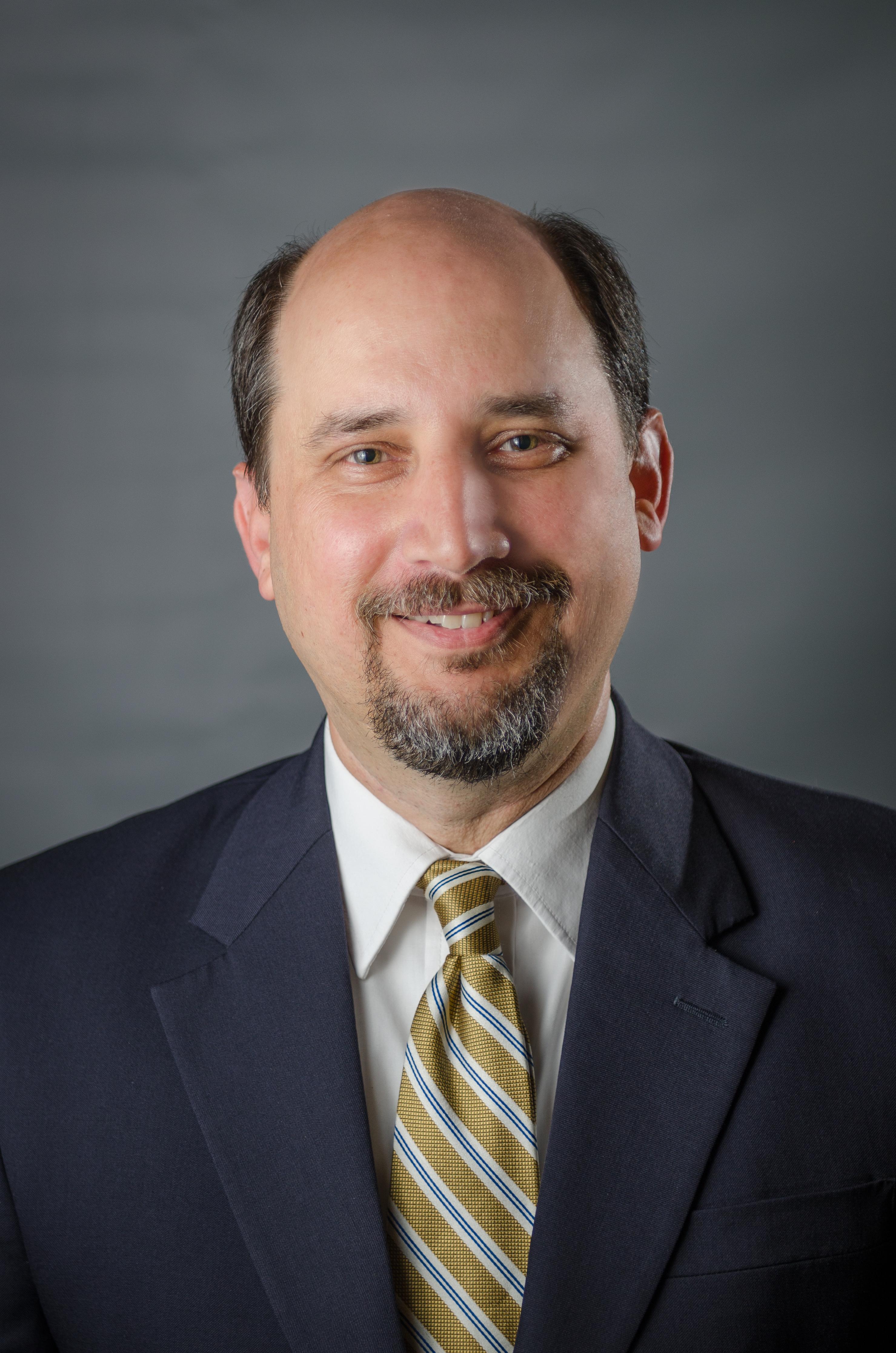Vice Mayor Byington Headshot