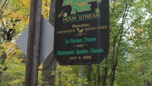 Houk Stream - Friendship Park