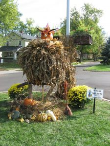 Scarecrow Row - Bird