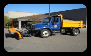 Public Works Plow Truck
