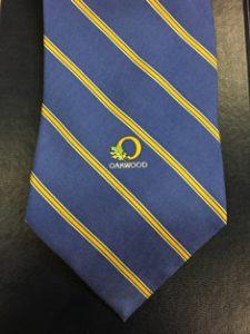 Oakwood Tie