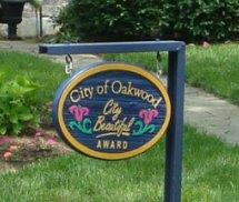 Beautification Sign