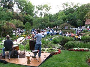 Smith Gardens Blanket Concert