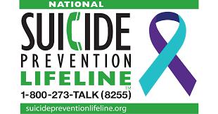 Suicide Prevention Hotline - City of Oakwood