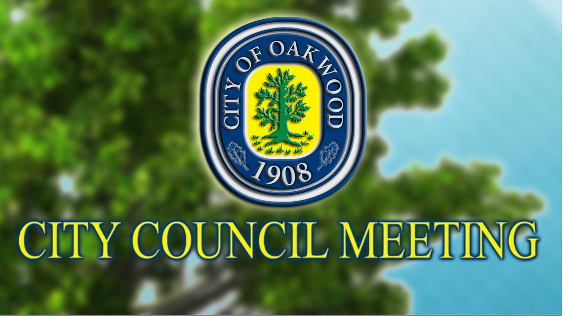 Oakwood City Council Meeting