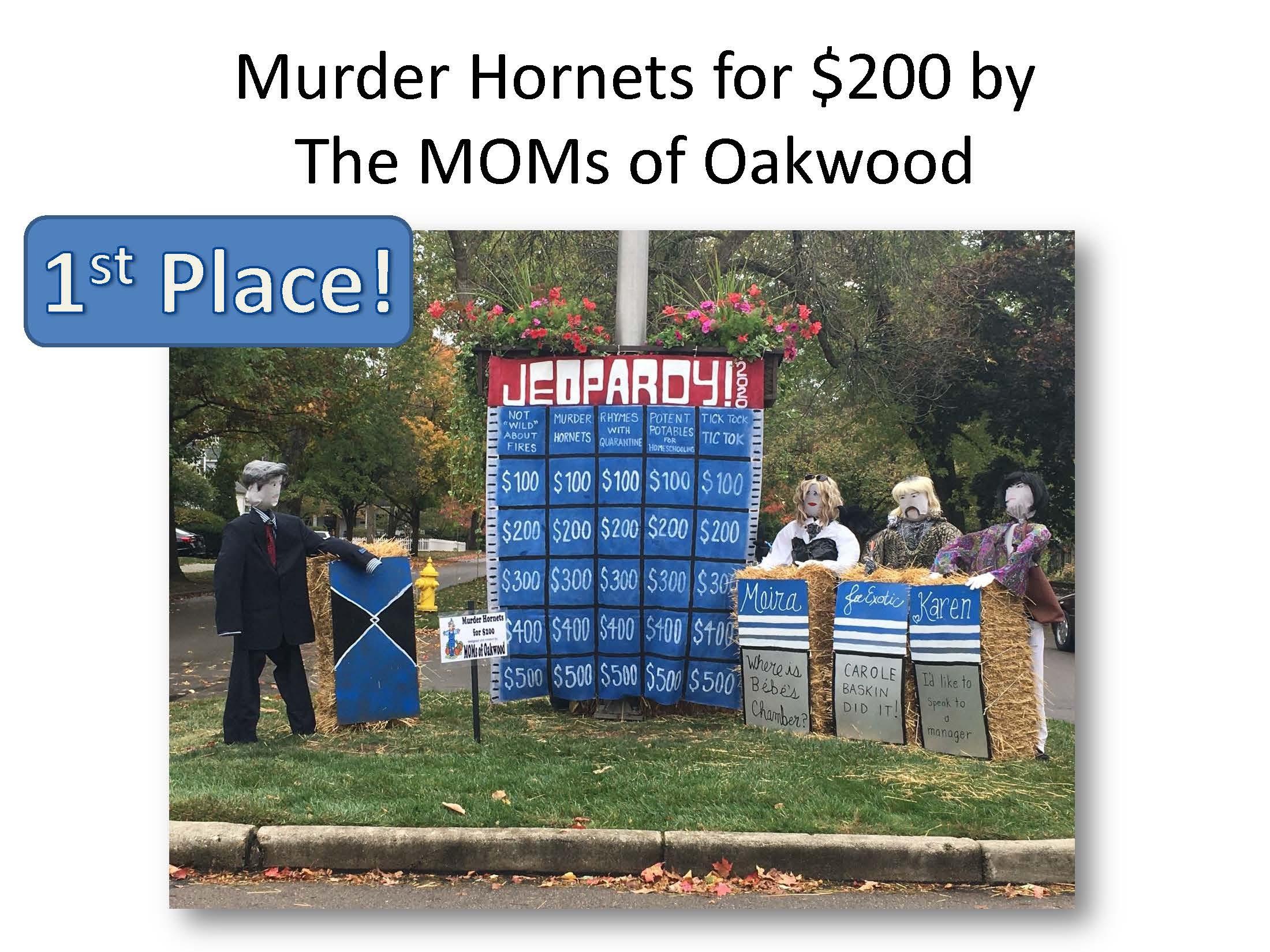 Winners Scarecrow Row 2020_1st