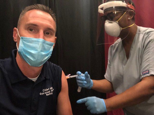 Chief Hill Vaccine