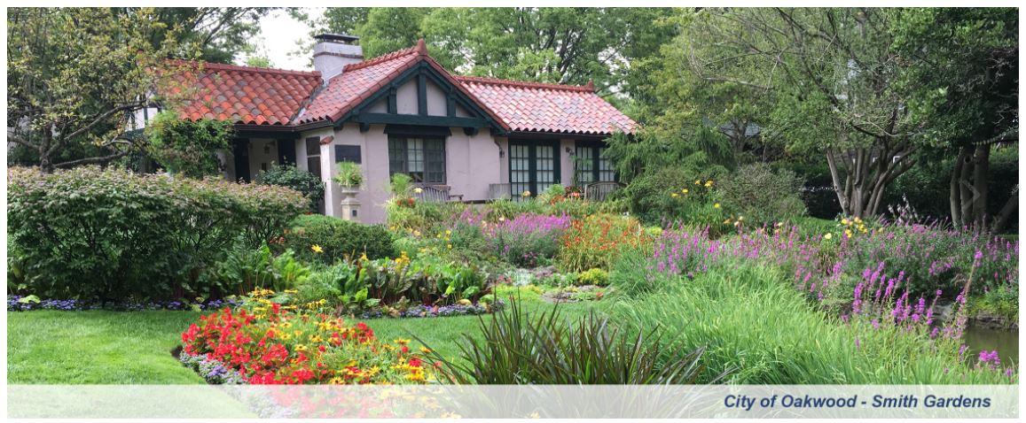 Smith Gardens - OCMA Recognition