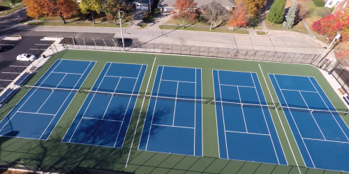 Shafor Park Tennis Courts