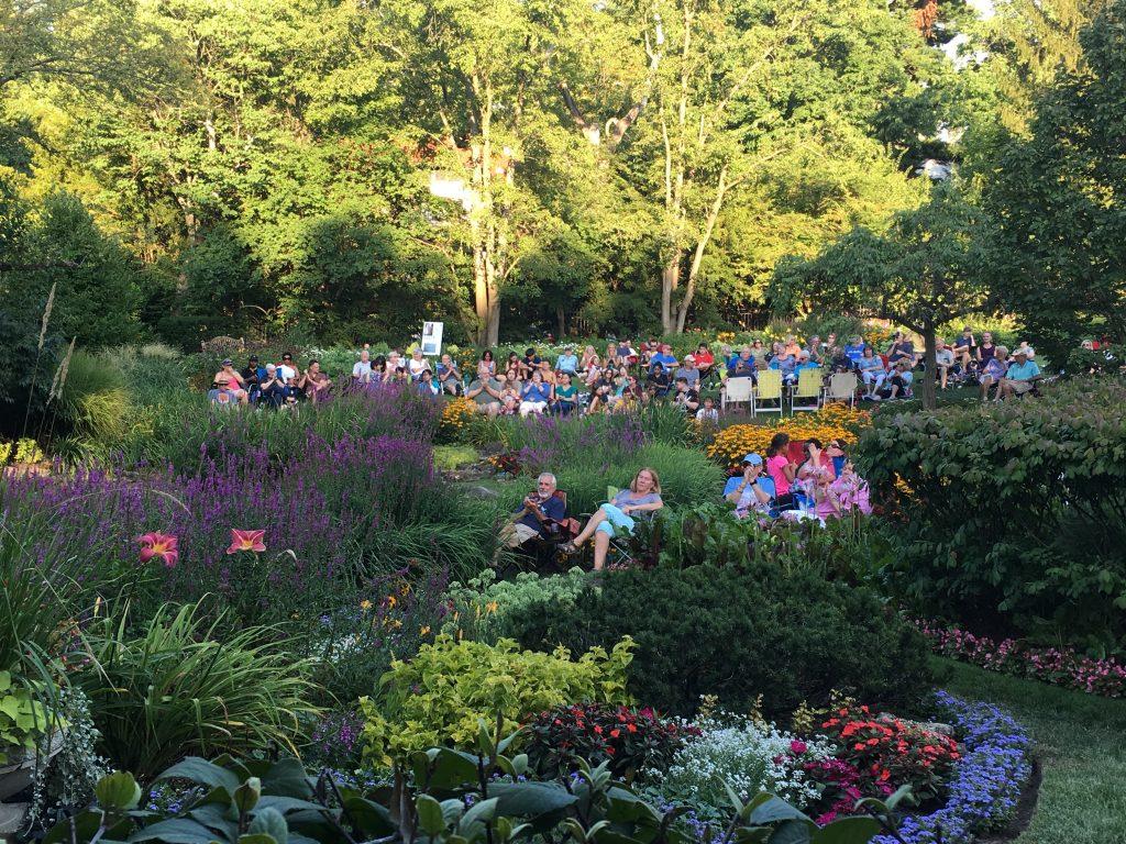 Gardens Blanket Concert