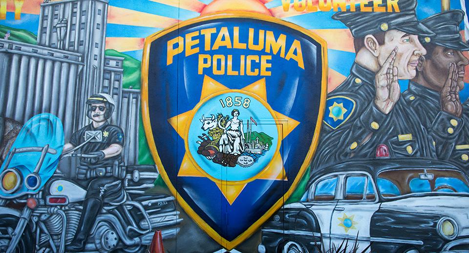 police sheild