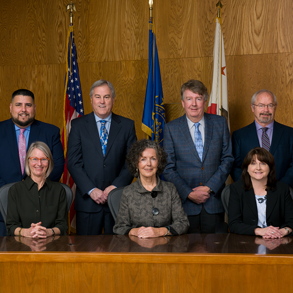 photo of Petaluma City Council