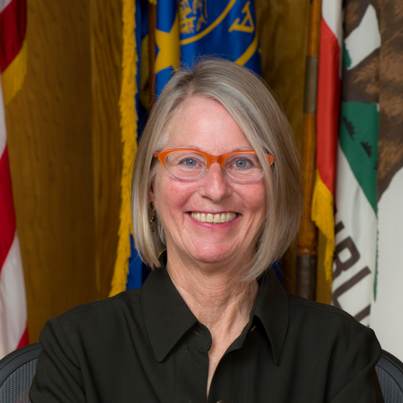 headshot of D'Lynda Fischer