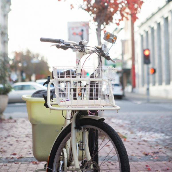 bike downtown