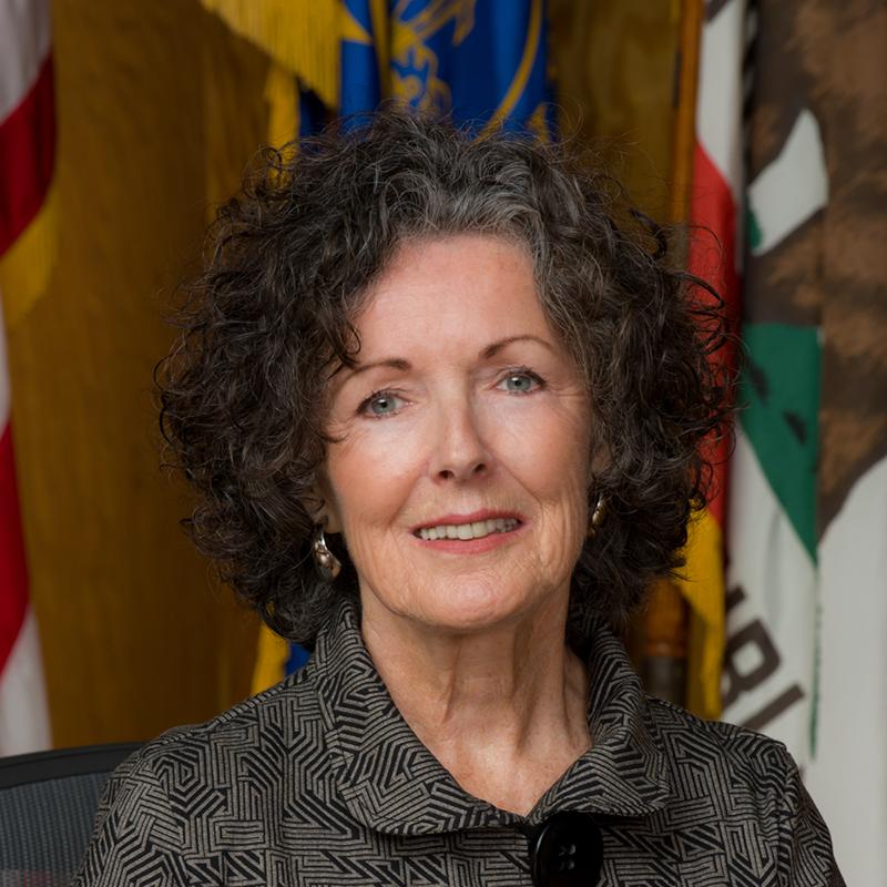 headshot of Mayor Teresa Barrett