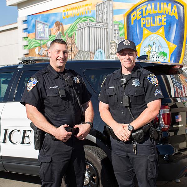Petaluma Police