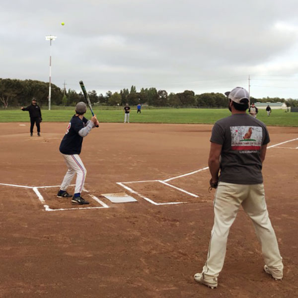 photo of softball league